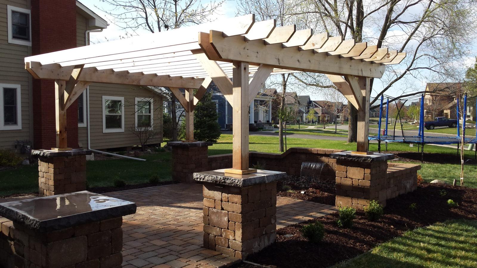 a backyard space to love u2026 mcdonough