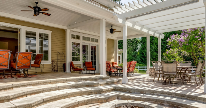 Which Is Right For You Concrete Vs Paver Patios Mcdonough